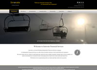 IFA Website designed for Innovate Financial Services